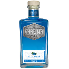 Chroma Handcrafted Blueberry Gin, 750ml