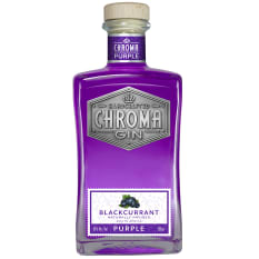 Chroma Handcrafted Blackcurrant Gin, 750ml