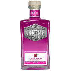 Chroma Handcrafted Strawberry Gin, 750ml