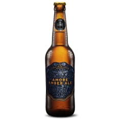 The Italian Job Brewery Amore Amber Ale, 340ml