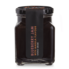 FruitLips Blueberry Jam with Marula Flavour, 260ml