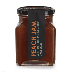 FruitLips Peach Jam with Rooibos Flavour, 260ml