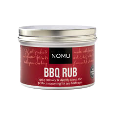 NOMU Barbecue Rub, 55g