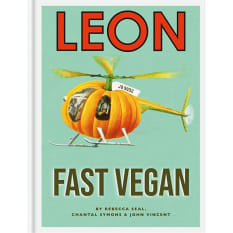 Leon: Fast Vegan by Rebecca Seal
