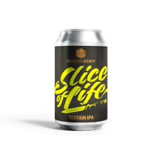 Woodstock Brewery Slice Of Life Session IPA, 330ml