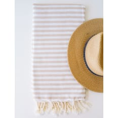 The Cotton Company Sud Turkish Towels, 350gsm