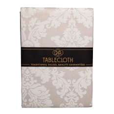 DSA Table Linen Specialists French Damask Square Tablecloth