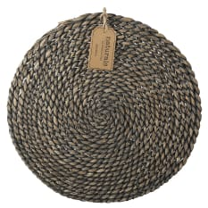 Creative Tops Naturals Round Woven Placemat