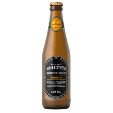Smiths Ginger beer Rooibos Ginger beer, Pack of 6