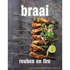 Braai - Reuben On Fire by Reuben Riffel