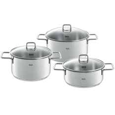 Fissler Munich 3 Piece Pot Set