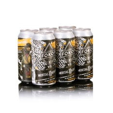 Fokof Lager Fokof Lager vs Mortal Kombat 11 Gamer Can, Pack of 6