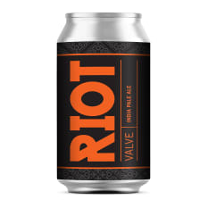 Riot Beer Valve IPA Can, 330ml