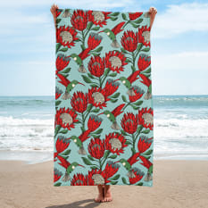 aLove Supreme Beach Towels