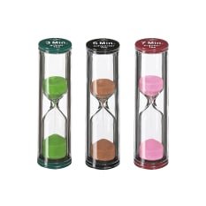 Kuchenprofi Tea Time Sand Timer, Set of 3