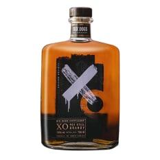 Six Dogs XO Pot Still Brandy, 750ml
