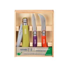 Opinel Gardeners Tool Kit, Set of 3