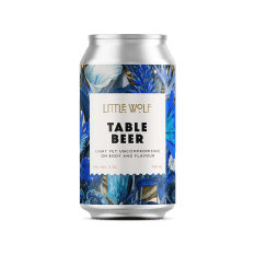 Little Wolf Brewery Table Beer