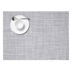 Chilewich Mini Basketweave Rectangular Placemat, 48cm