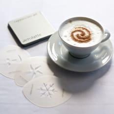 Aerolatte Cappuccino Art Stencils
