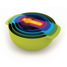Joseph Joseph Multicoloured Nest Kitchen Set, Set of 9