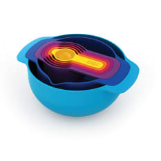Joseph Joseph Multicoloured Nest Baking Set, Set of 7