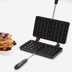 Kitchen Craft Stove Top Waffle Maker
