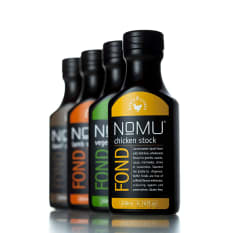 NOMU Fond Liquid Stock, 200ml