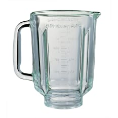 KitchenAid Glass Ultra Power Blender Jug