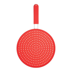 KitchenCraft Colourworks Silicone Splatter Screen, 28cm