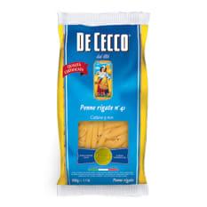 De Cecco Penne Rigate Ridged Tube Pasta, 500g