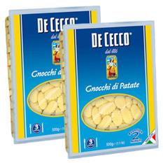 De Cecco Potato Gnocchi, 500g