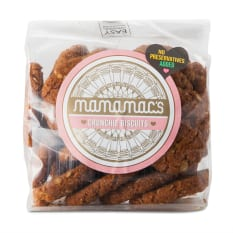 Mamamac's Oat Crunchie Biscuits, 500g