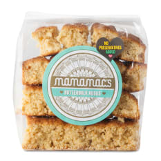 Mamamac's Buttermilk Rusks, 400g