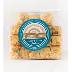 Mamamac's Oat and Bran Flake Rusks, 400g