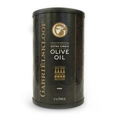 Gabrielskloof Extra Virgin Olive Oil, 2 Litre