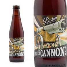 Boston Breweries Loaded Cannon Ale
