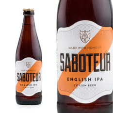 Citizen Saboteur English IPA