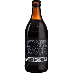 Darling Brew Silver Back Black Wit