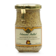Edmond Fallot Wholegrain Mustard, 200g