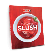 Zoku The Art of Slush Recipe Book