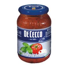 De Cecco Napoletana Tomato Pasta Sauce, 400g