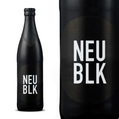 AND UNION Neu Blk Unfiltered Dark Lager Bottle