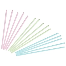Sweetly Does It Plastic Coloured Cake Pop Sticks, Pack of 60