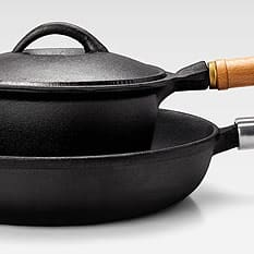 Uncoated Cast Iron