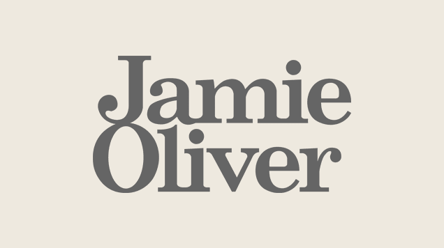 Jamie Oliver —  Simple and accessible cooking tools
