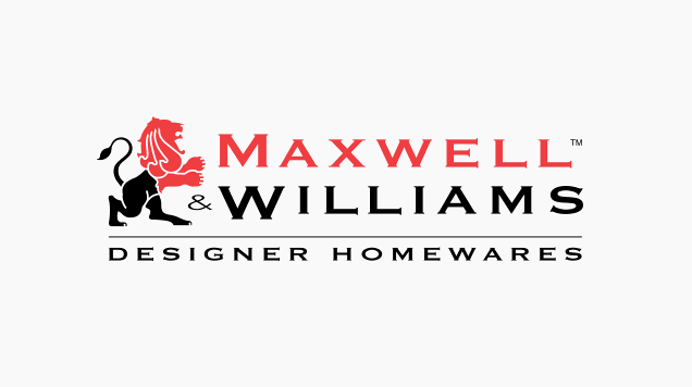 Maxwell & Williams —  Designer serveware and dinnerware