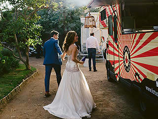 The Best Food Trucks to have at Your Wedding
