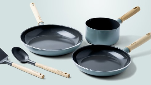 GreenPan Mayflower Cookware Set