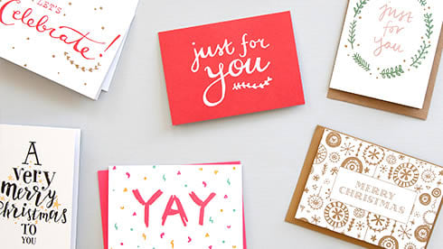 Greeting Cards and Tags